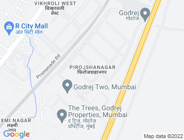 Flat for sale in Godrej Trees, Vikhroli